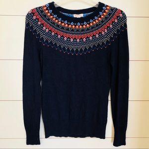 Merona Navy Blue Sweater!